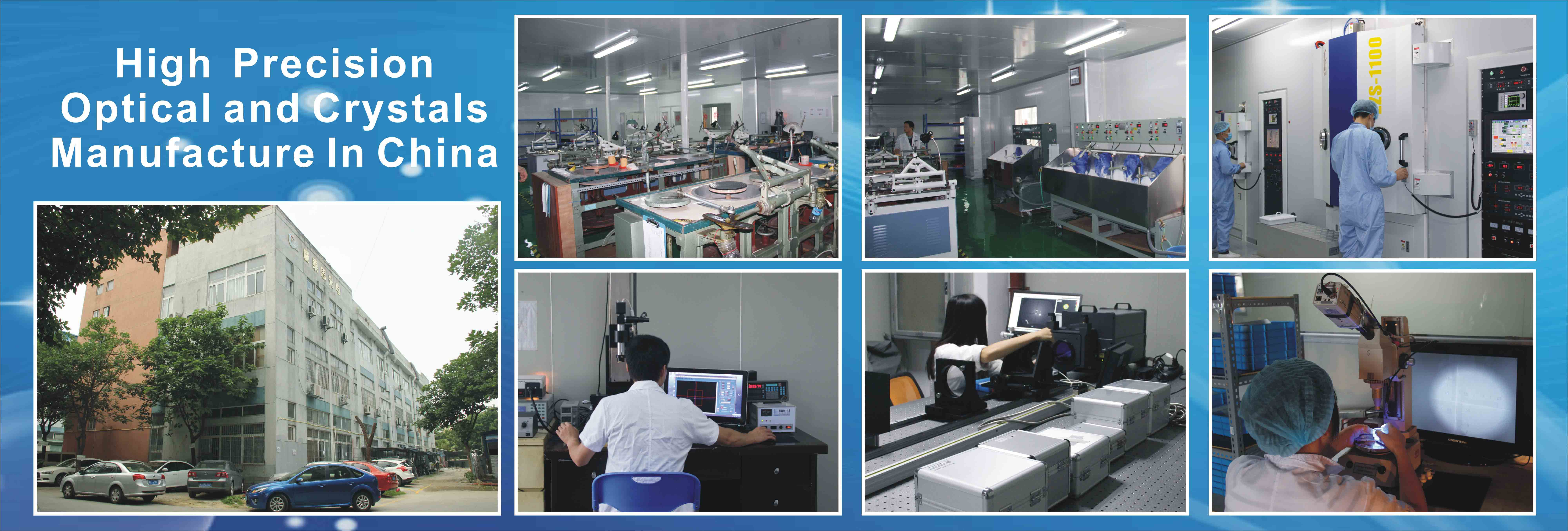 China Optical Lenses Factory